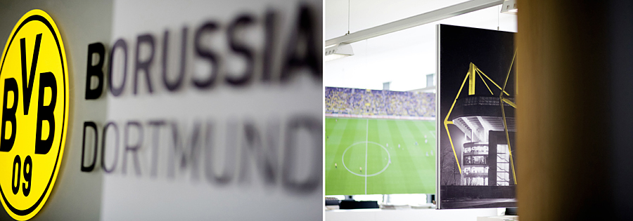 Borussia Dortmund, Fotografin bei Borussia Dortmund