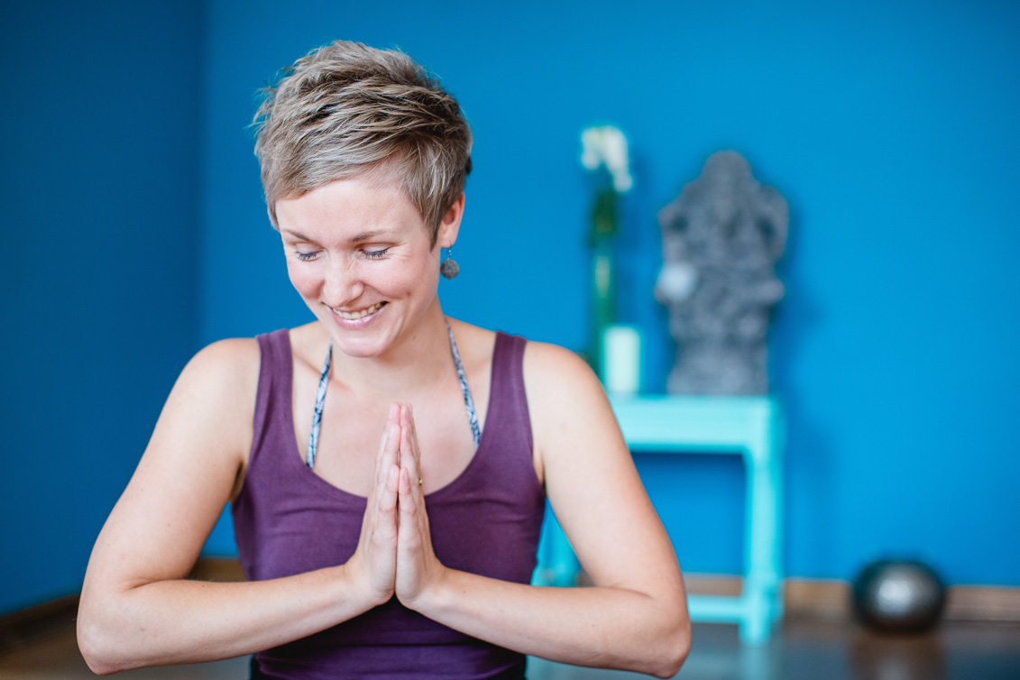 Selina Wingen, Yoga Artwork in Rhede