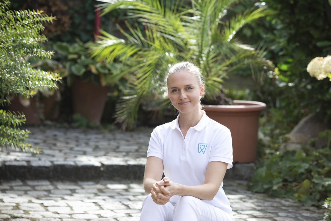 Imagefotos für die Zahnarztpraxis Frau Dr. med. dent. Christmann, Rosendahl