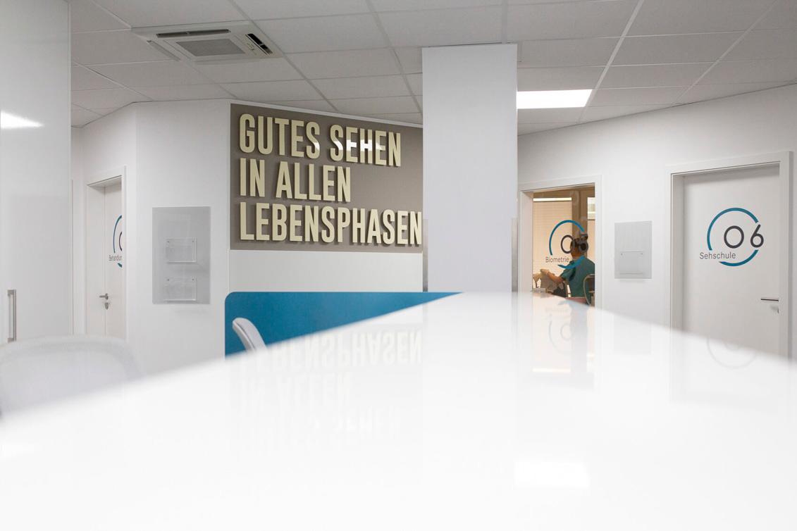 Businessfotografin, Augenarzt, Augenklink Dortmund, Imagefotos