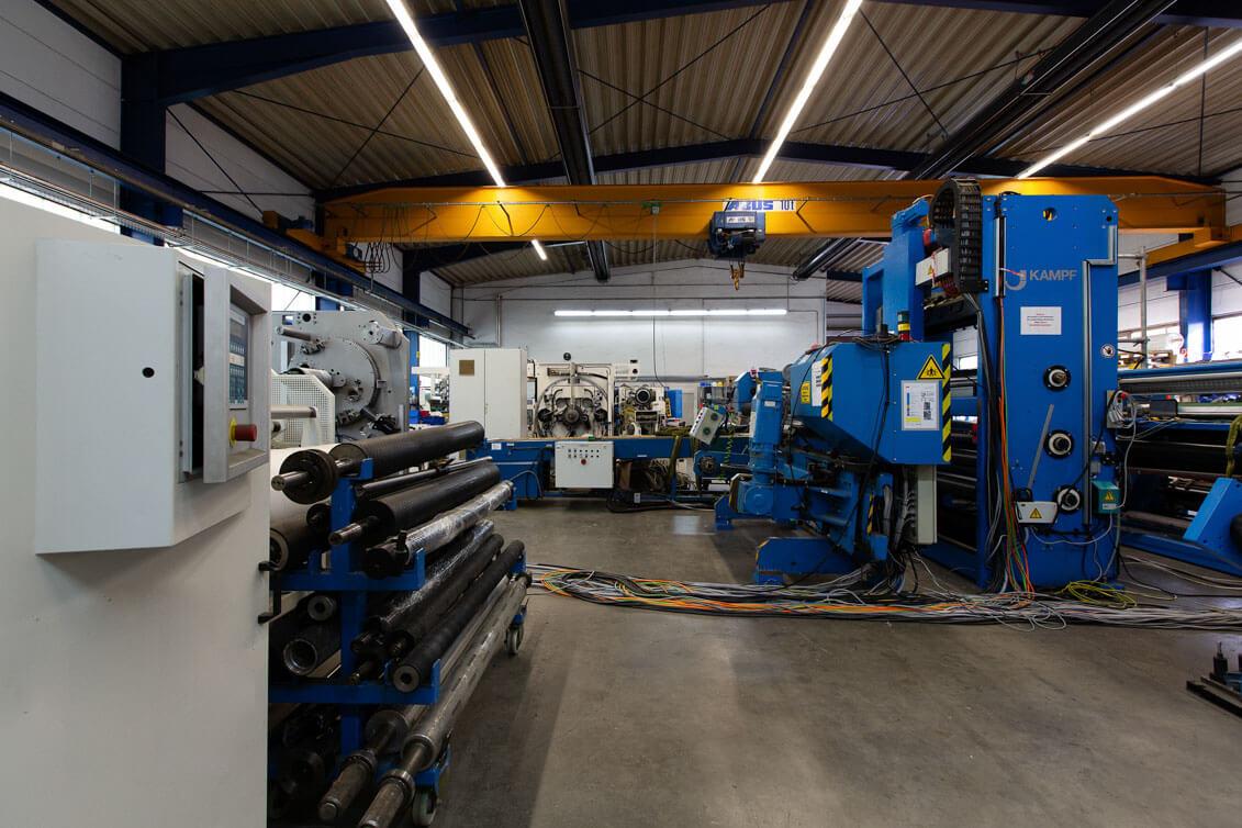 Maschinen Ritter Wickeltechnik GmbH, Nümbrecht
